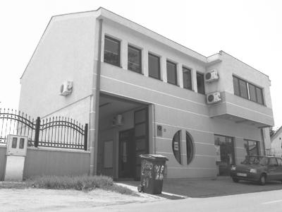 Ecumenical centre offices