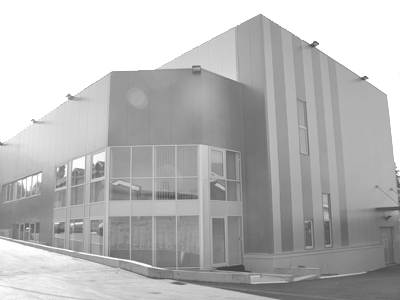 Warehouse with business annex