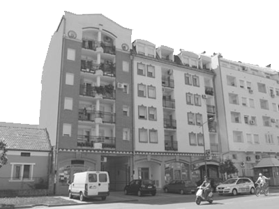 Residential building