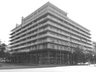 PARK CITY – projekat konstrukcije