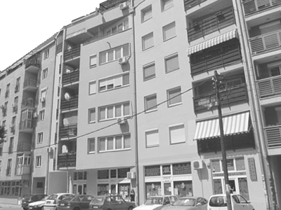 Stambeno poslovna zgrada